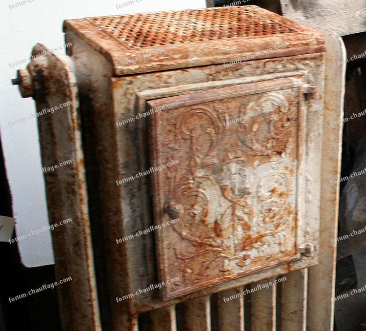 Bricovid o forum chauffage est ce qu 39 il y a une tige for Decaper un radiateur en fonte