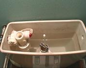Bricolage plomberie fuite chasse flotteur r gler r glage r servoir wc - Regler chasse d eau ...