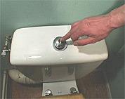 M canisme de chasse double commande installer wc economiseur d 39 eau bricolage plomberie - Reglage chasse d eau double commande ...