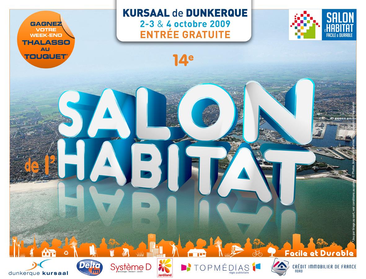 Salon dunkerque 2009 de l 39 habitat facile et durable for Salon dunkerque