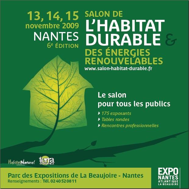 Salon de l 39 habitat durable et des nergies renouvelables for Salon de l habitat thionville